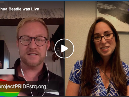 Live Interview with Sarah Wertheimer from Embracing Our Differences