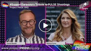 LIVE interview with Barbara Poma former owner of Pulse Orlando and founder of onePULSE Foundation