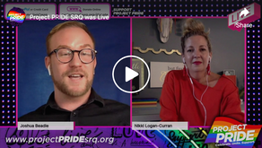 Live interview with Nikki Logan Curran of Scouts Guide Sarasota and Ally to the LGBTQ community