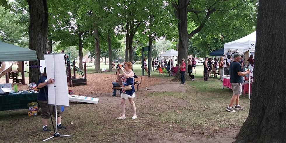 Transgender Pride in the Park