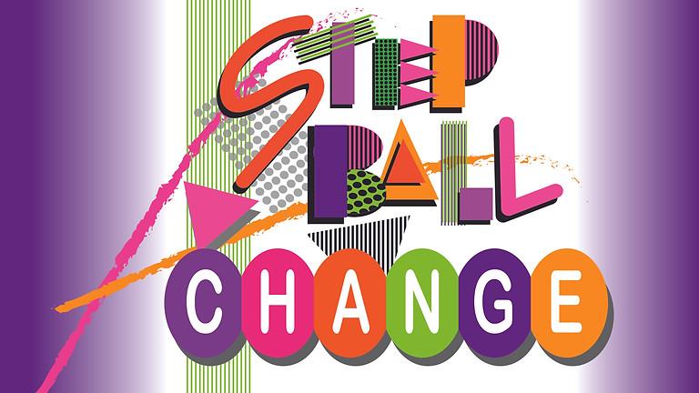 Step Ball Change - Free 8/21
