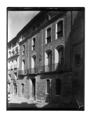 Juan Mora Insa. Archivo Histórico Provincial de Zaragoza