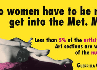 ¿Es el arte un mundo de hombres?