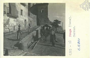 Arxiu Mas. 1925. Carrer.