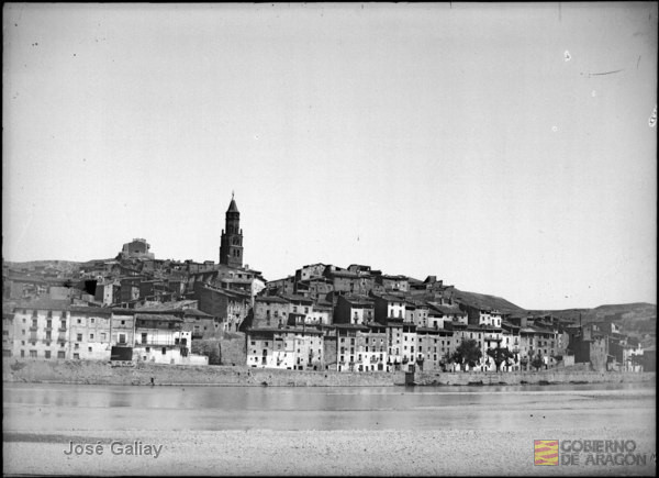 José Galiay Sarañana. Archivo Histórico Provincial de Zaragoza