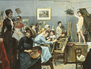 Historia de mujeres, historia del Arte.