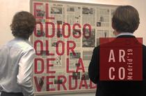¿ARCO Madrid ha sido algo más que el ninot de Felipe VI? La polémica está servida.