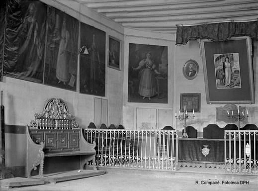 Ricardo Compairé. Fototeca de la Diputación Provincial de Huesca, Fondo Ricardo Compairé.