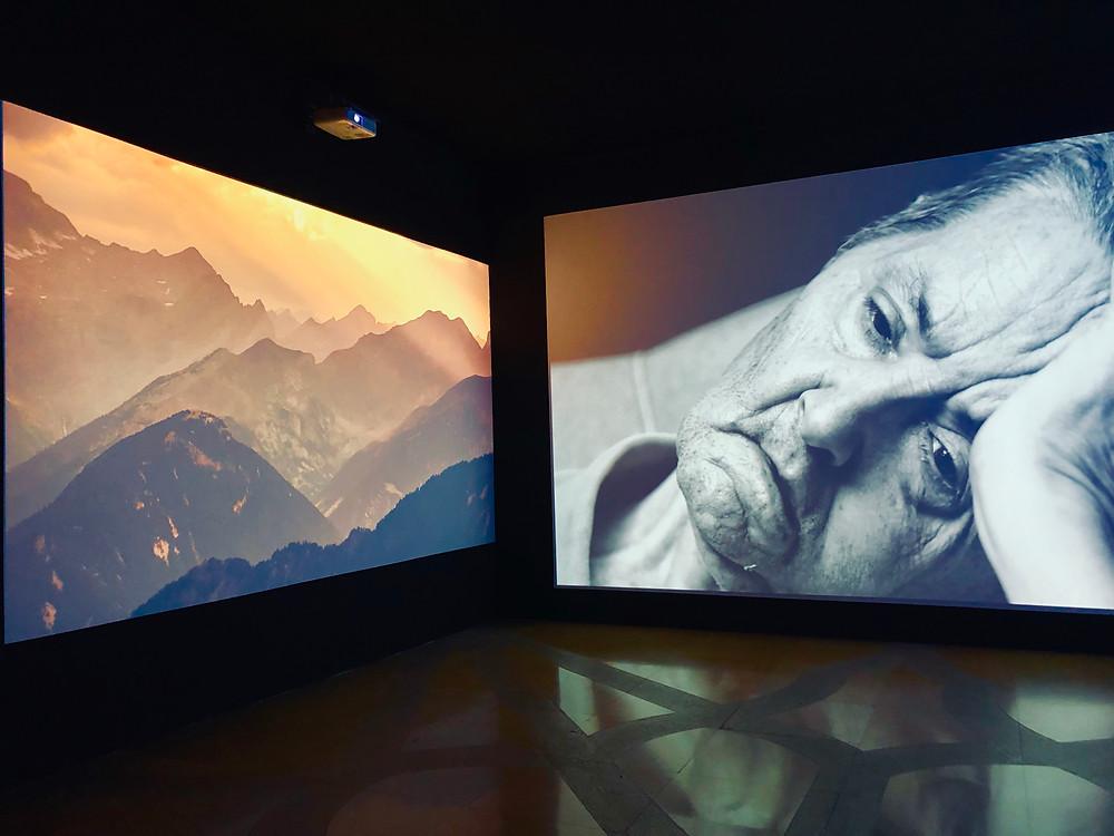 Audiovisual de Cierta Luz. De fotógrafas aragonesas