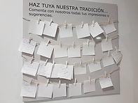 Exposición Día de la Faldeta. Transmitiéndo la cultura de un pueblo. Fraga (Huesca)