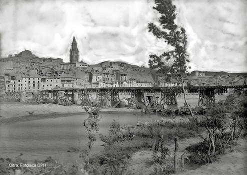 Fraga, Huesca. José Oltra Mera. Fototeca de la DPH.