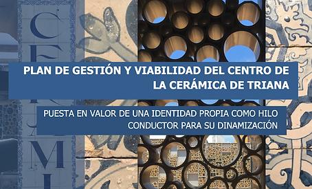 Plan de Gestión y Viabilidad del Centro de la cerámica de Triana