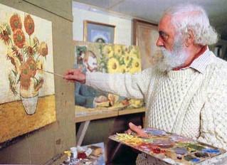 Los grandes falsificadores de arte.