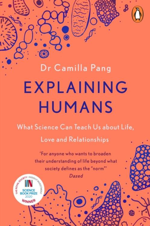 Explaining Humans - Camilla Pang
