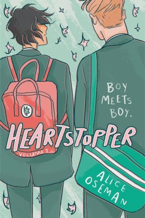Heartstopper Volume 1 - Alice Oseman