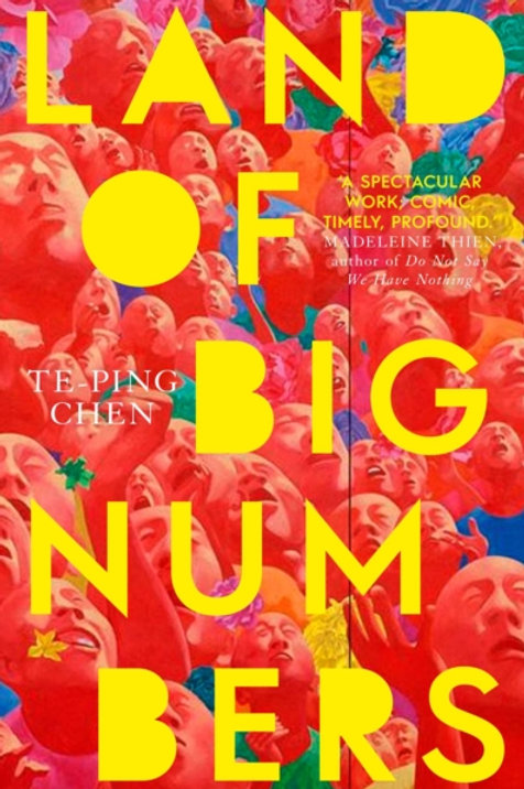 Land of Big Numbers - Te-Ping Chen