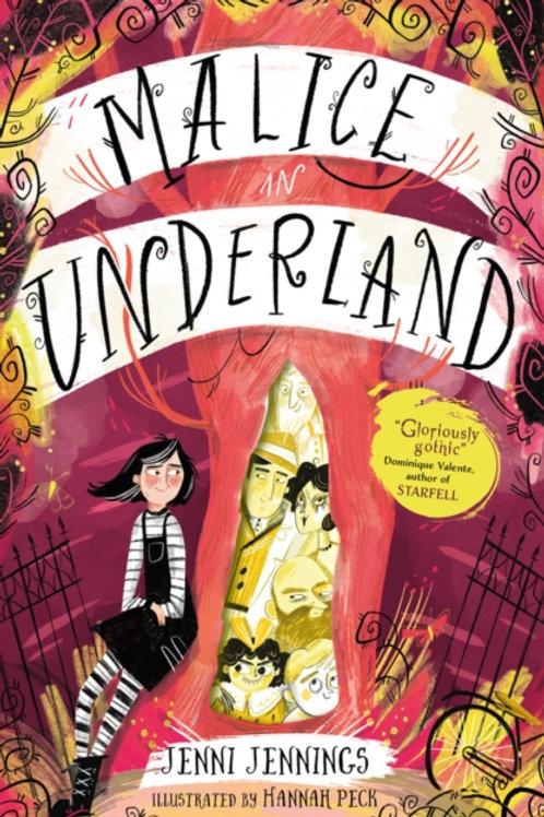 Malice in Underland - Jenni Jennings