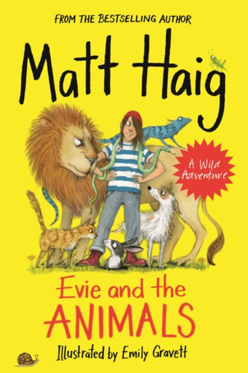 Evie and the Animals - Matt Haig