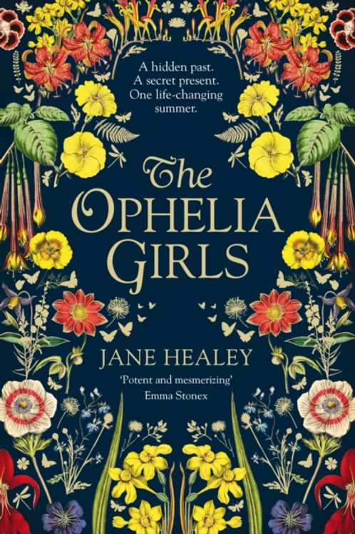 The Ophelia Girls - Jane Healey