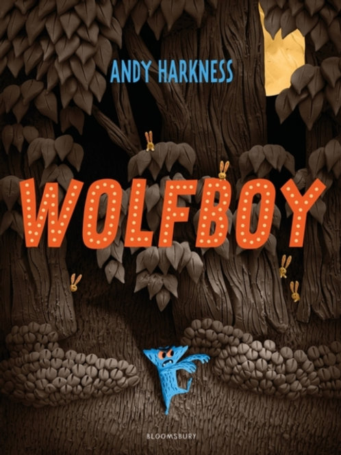 Wolfboy - Andy Harkness