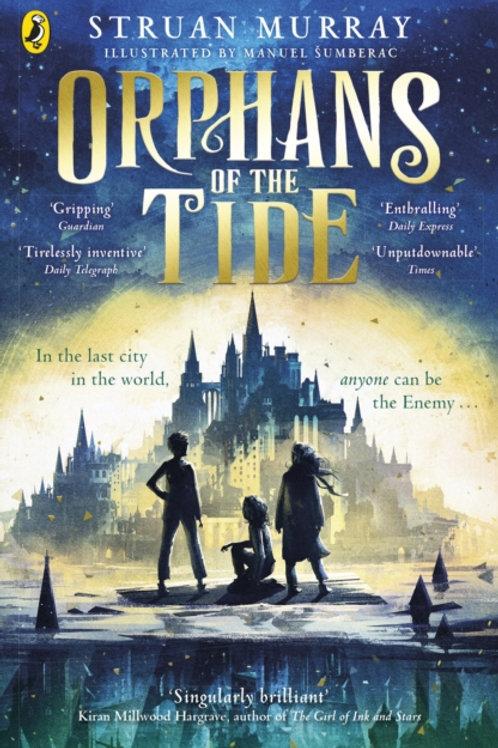 Orphans of the Tide - Struan Murray