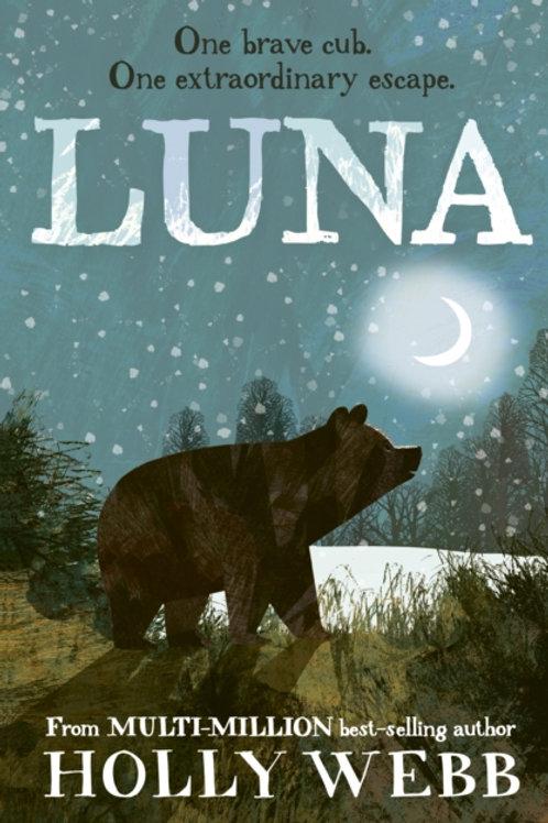 Luna - Holly Webb