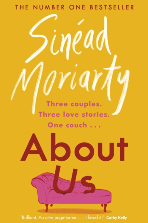 About Us - Sinead Moriarty