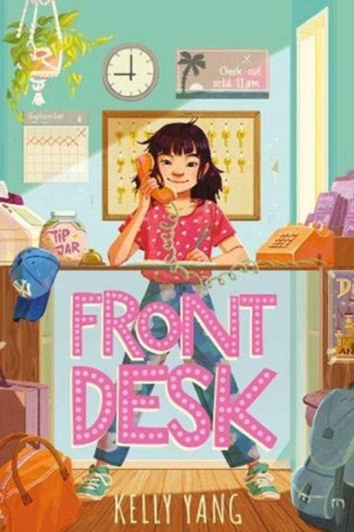 Front Desk - Kelly Yang