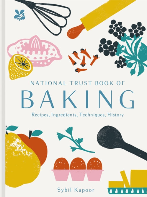 National Trust Book of Baking - Sybil Kapoor