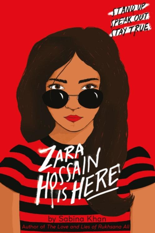 Zara Hossain is Here - Sabina Khan