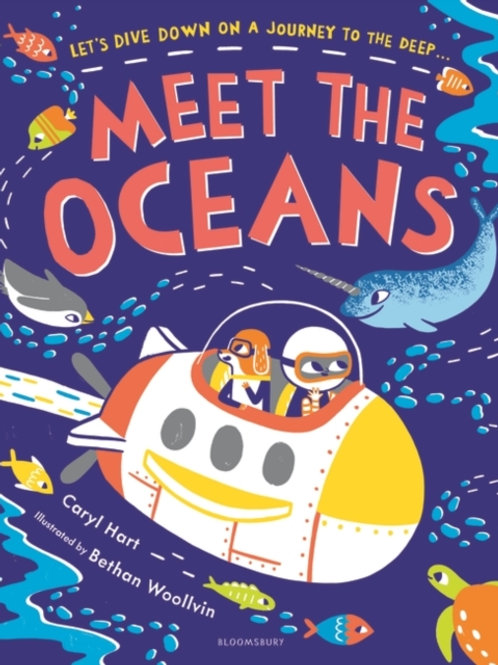 Meet the Oceans - Caryl Hart