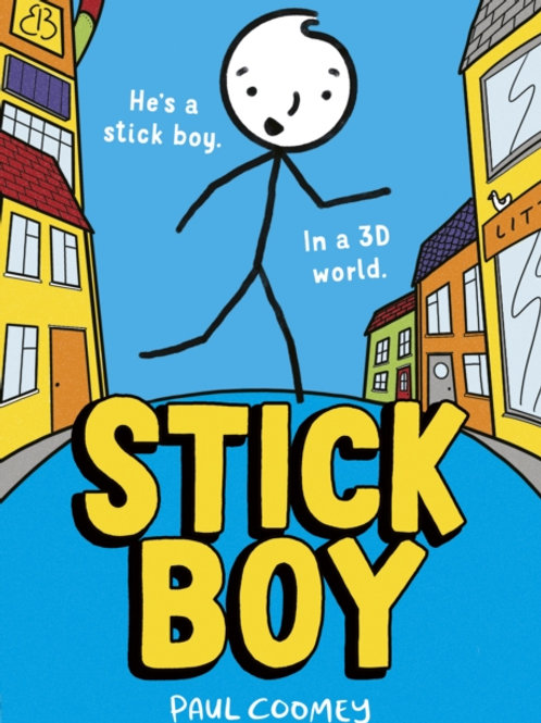 Stick Boy - Paul Koomey
