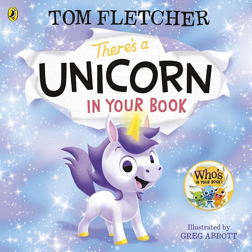 There's a Unicorn in Your Book - Tom Fletcher