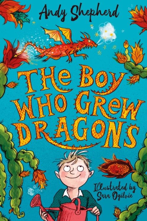 The Boy Who Grew Dragons - Andy Shepherd