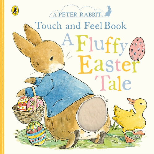Peter Rabbit: A Fluffy Easter Tale