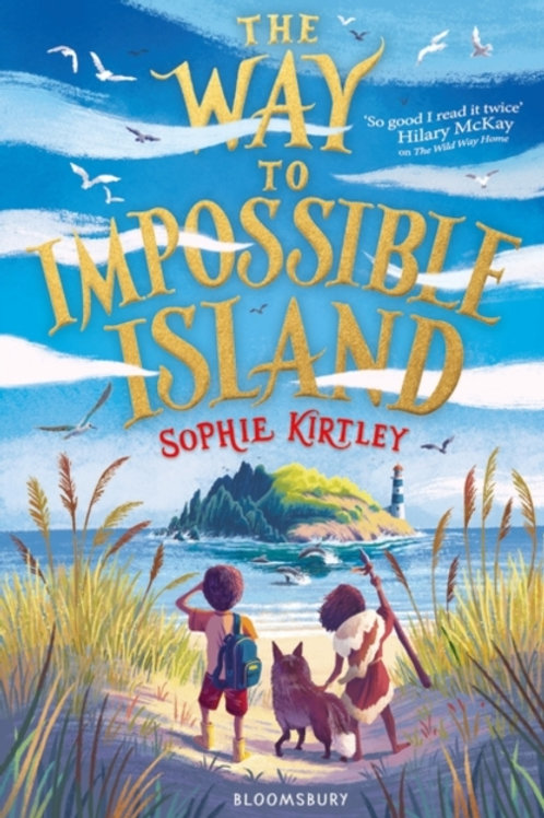 The Way To Impossible Island - Sophie Kirtley