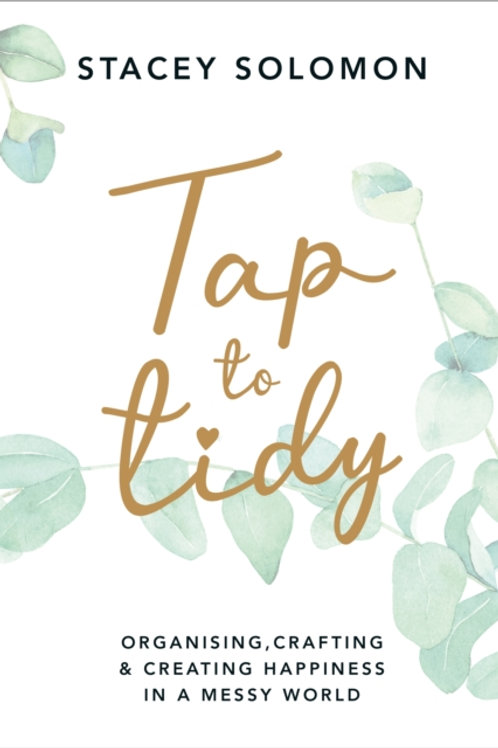 Tap to Tidy - Stacey Solomon