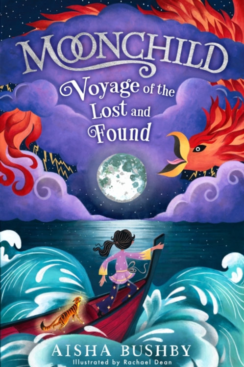 Moonchild: Voyage of the Lost and Found - Aisha Bushby