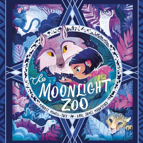 The Moonlight Zoo - Maudie Powell-Tuck