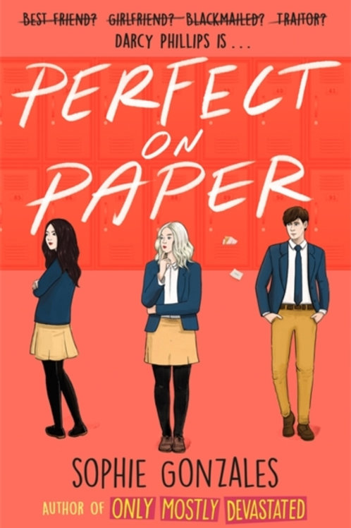 Perfect on Paper - Sophie Gonzales