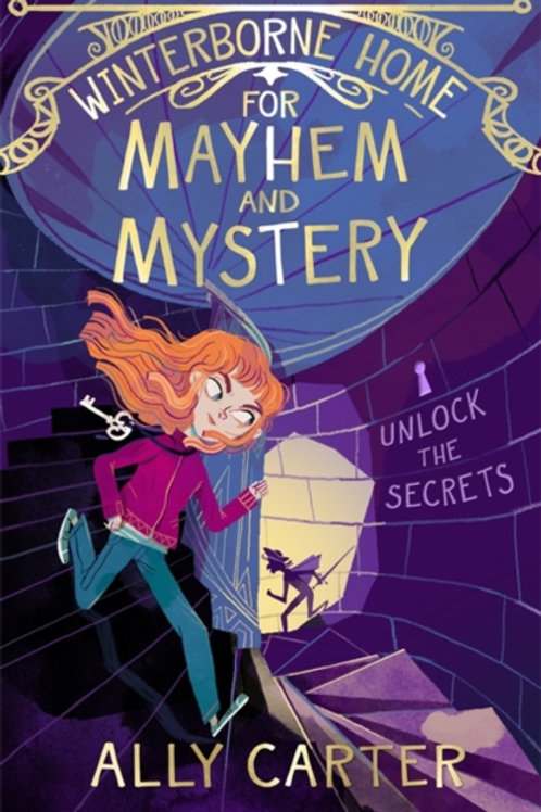 Winterborne Home for Mayhem and Mystery - Ally Carter