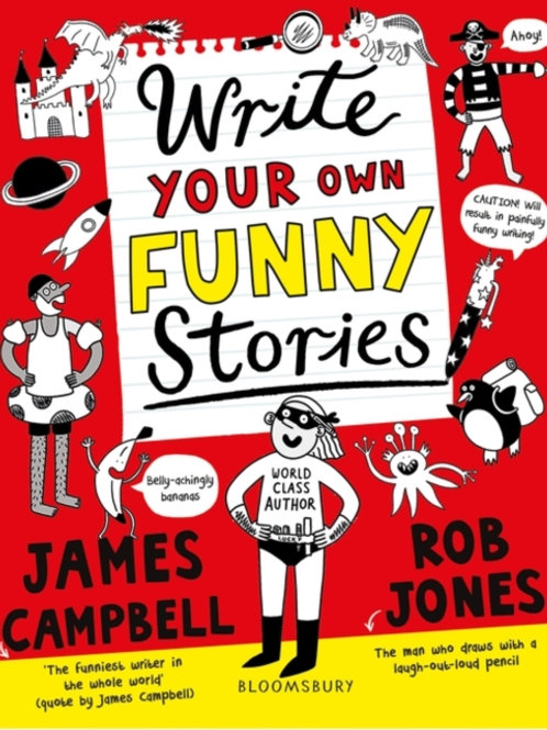 Write Your Own Funny Stories - James Campbell