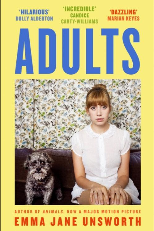 Adults - Emma Jane Unsworth