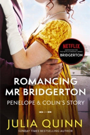 Bridgerton Book 4: Romancing Mr Bridgerton - Julia Quinn