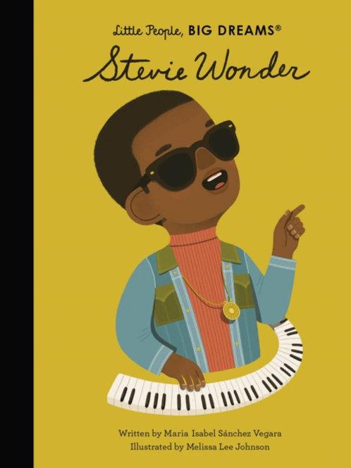 Little People, Big Dreams: Stevie Wonder