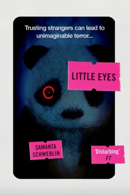 Little Eyes - Samantha Schweblin