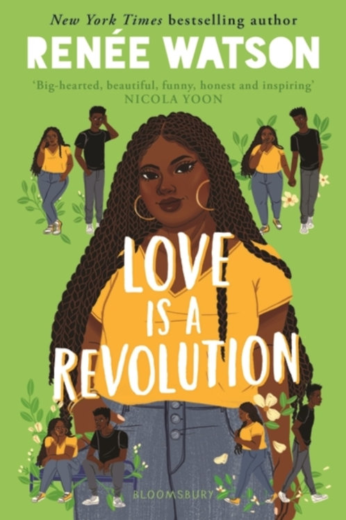 Love is a Revolution - Renee Watson