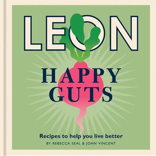 Leon Happy Guts: Recipes to help you live better - Rebecca Seal & John Vincent