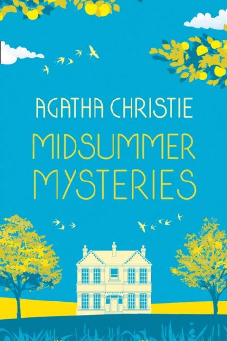 MIDSUMMER MYSTERIES: Secrets and Suspense - Agatha Christie