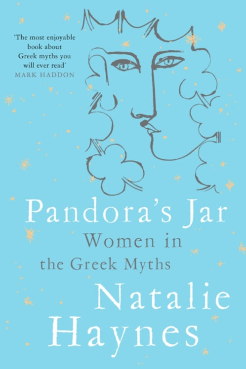 Pandora's Jar: Women in the Greek Myths - Natalie Haynes